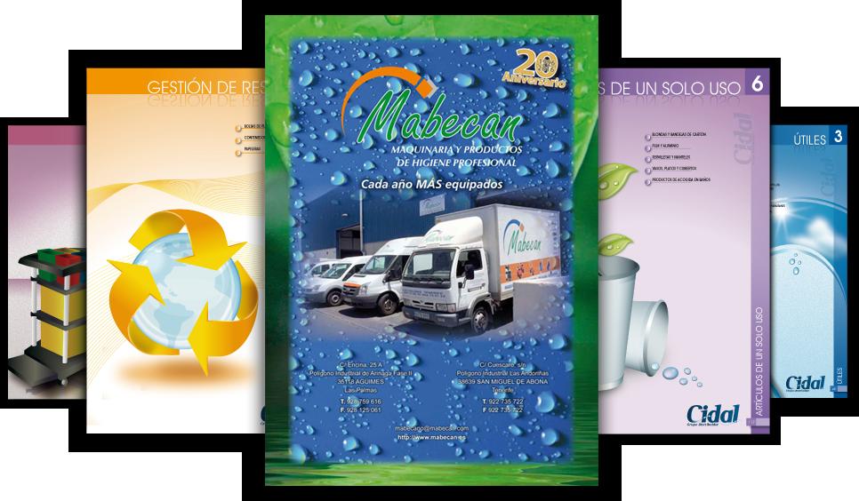 Catálogo Mabecan 2016